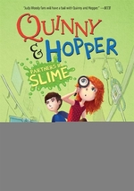 Book cover of QUINNY & HOPPER 02 PARTNERS IN SLIME