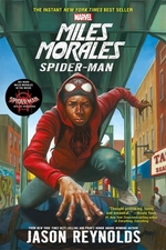 Book cover of MILES MORALES SPIDER MAN