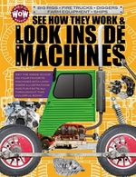 Book cover of LOOK INSIDE MACHINES