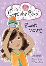 Book cover of CUPCAKE CLUB 08 SWEET VICTORY