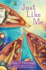 Book cover of JUST LIKE ME