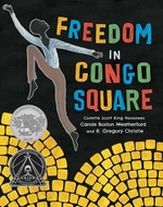 Book cover of FREEDOM IN CONGO SQUARE