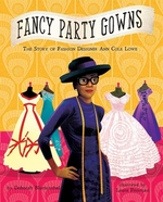 Book cover of FANCY PARTY GOWNS - STORY OF A FASHION