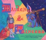 Book cover of MAIDEN & PRINCESS