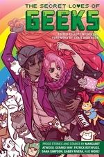 Book cover of SECRET LOVES OF GEEKS