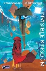 Book cover of INVISIBLE KINGDOM 01