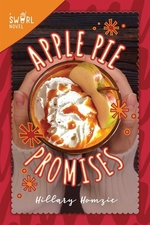 Book cover of APPLE PIE PROMISES
