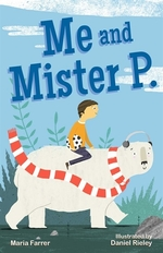Book cover of ME & MISTER P