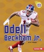 Book cover of ODELL BECKHAM JR