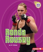 Book cover of RONDA ROUSEY