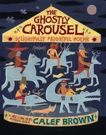 Book cover of GHOSTLY CAROUSEL