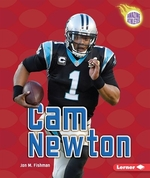 Book cover of CAM NEWTON