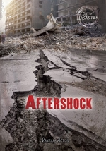 Book cover of DAY OF DISASTER - AFTERSHOCK