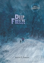 Book cover of DAY OF DISASTER - DEEP FREEZE