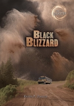 Book cover of DAY OF DISASTER - BLACK BLIZZARD