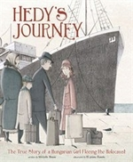 Book cover of HEDY'S JOURNEY