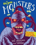 Book cover of BIG BOOK OF MONSTERS
