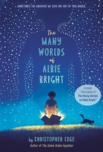 Book cover of MANY WORLDS OF ALBIE BRIGHT