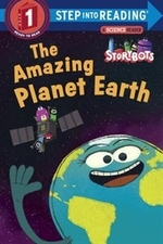 Book cover of AMAZING PLANET EARTH-STORYBOTS