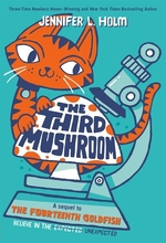 Book cover of 3RD MUSHROOM
