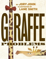 Book cover of GIRAFFE PROBLEMS