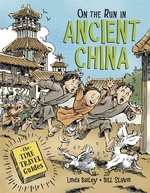 Book cover of ON THE RUN IN ANCIENT CHINA