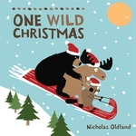 Book cover of 1 WILD CHRISTMAS