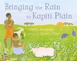 Book cover of BRINGING THE RAIN TO KAPITI PLAIN