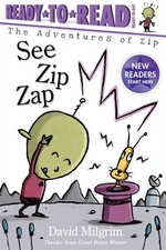 Book cover of SEE ZIP ZAP