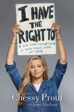 Book cover of I HAVE THE RIGHT TO