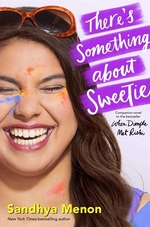 Book cover of THERE'S SOMETHING ABOUT SWEETIE