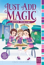 Book cover of POTION PROBLEMS