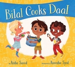 Book cover of BILAL COOKS DAAL