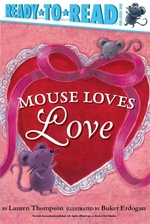 Book cover of MOUSE LOVES LOVE