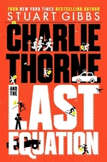 Book cover of CHARLIE THORN & THE LAST EQUATION