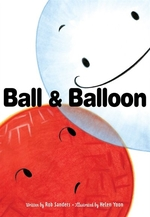 Book cover of BALL & BALLOON