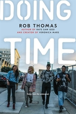 Book cover of DOING TIME