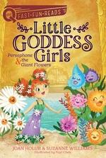Book cover of LITTLE GODDESS GIRLS 02 PERSEPHONE & THE