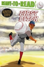 Book cover of 1ST PITCH