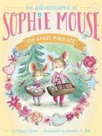 Book cover of ADVENTURES OF SOPHIE MOUSE 14 GREAT BAKE