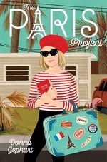 Book cover of PARIS PROJECT
