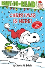 Book cover of CHRISTMAS IS HERE