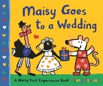 Book cover of MAISY GOES TO A WEDDING