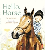 Book cover of HELLO HORSE