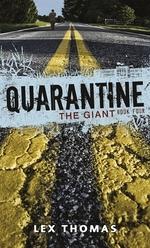 Book cover of QUARANTINE 04 GIANT