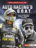 Book cover of AUTO RACINGS GOAT