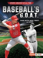 Book cover of BASEBALL'S G O A T