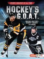 Book cover of HOCKEYS GOAT