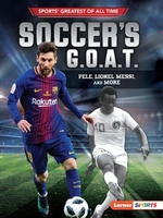 Book cover of SOCCERS GOAT