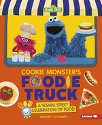 Book cover of COOKIE MONSTERS FOODIE TRUCK